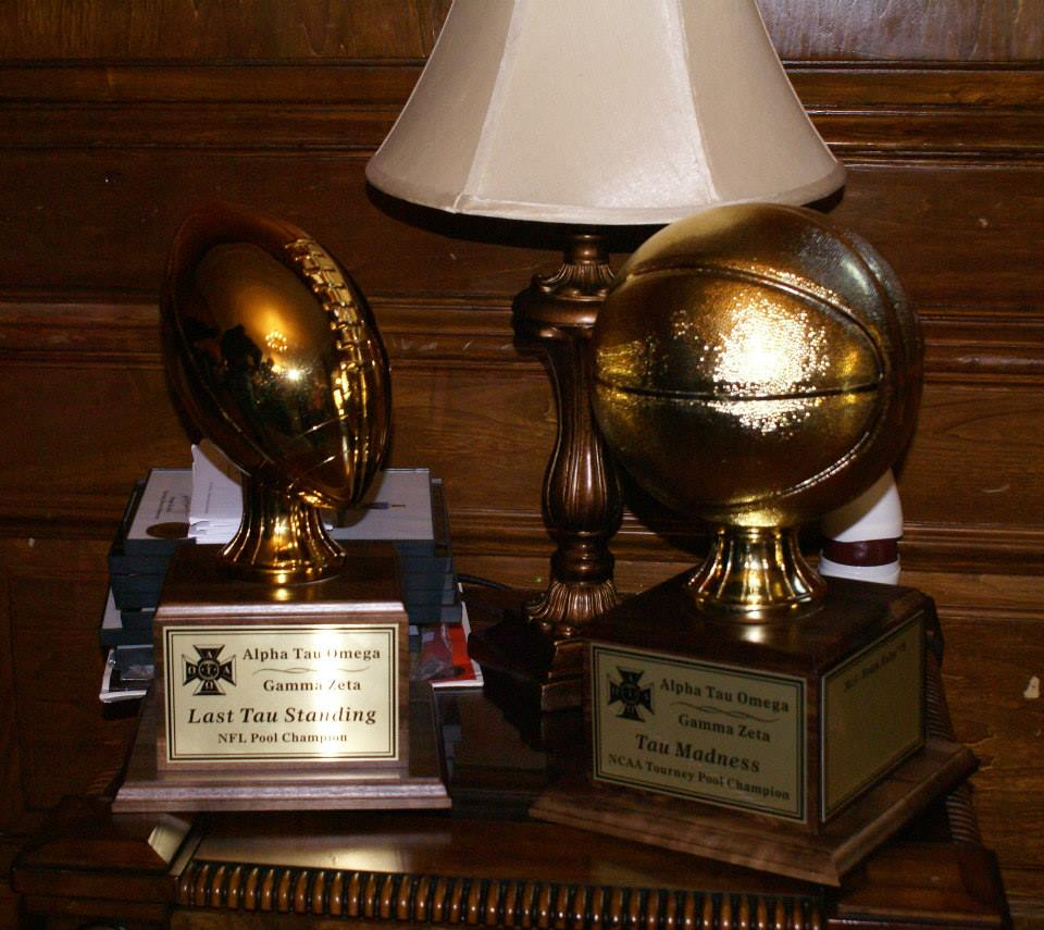 Dawg's name will go on our Last Tau Standing trophy at the chapter house